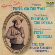 Sneaky Pete And The Wolf Carnival Of The Animals
