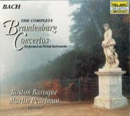 Bach Brandenburg Concertos No 4 5 6