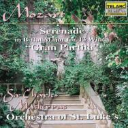 Mozart Serenade In B flat Major For 13 Winds Gran 