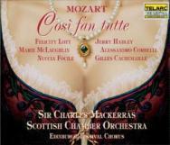 Mozart Cosi Fan Tutte 80360