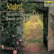 Schubert Moments Musicaux A Major Sonata