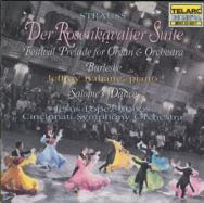 Strauss Der Rosenkavalier Suite Festival Prelude F