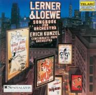 Lerner Loewe A Songbook For Orchestra