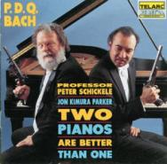 PDQ Bach Two Pianos Are Better Than One