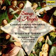 Songs Of Angels Christmas Hymns And Carols