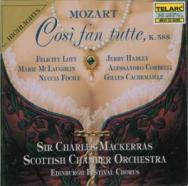 Mozart Cosi Fan Tutte Highlights MP3