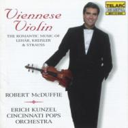 Viennese Violin The Romantic Music Of Lehar Kreisl