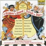 Gilbert Sullivan The Yeomen Of The Guard Trial By