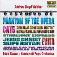 Andrew Lloyd Webber Selections From The Musicals