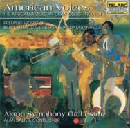 American Voices Premiere Works Of Billy Childs Dav