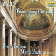 Bach Brandenburg Concerti MP3