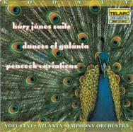 Kodaly Dances of Galanta Hary Janos Peacock Variat