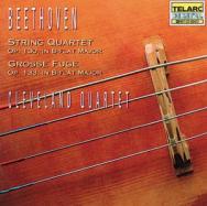 Beethoven Quartet Op 130 And Grosse Fuge Op 133