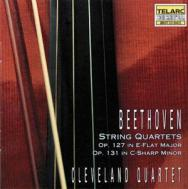 Beethoven Quartets Op 127 In E Flat Major Op 131 I