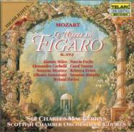 Mozart Highlights From The Marriage Of Figaro