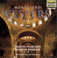 Monteverdi Vespers Of 1610