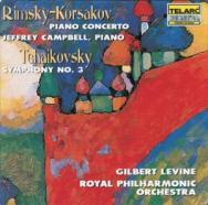 Rimsky Korsakov Piano Concerto Tchaikovsky Symphon
