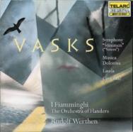Vasks Cantable Symphony Stimmen Musica Dolorosa