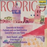 Rodrigo Concierto de Aranjuez Fantasia para un Gen