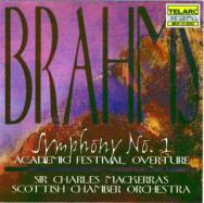 Brahms Symphony No 1 Academic Festival Overture MP3