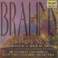Brahms Symphony No 2 Variations On A Theme By Hayd
