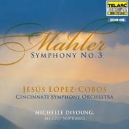 Mahler Symphony No 3 80481