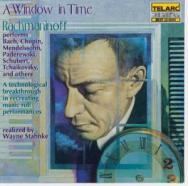 A Window In Time Rachmaninoff performs works of ot