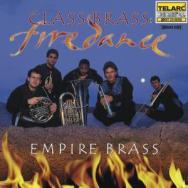 Class Brass Fire Dance