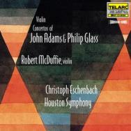 Violin Concertos Of John Adams And Philip Glass