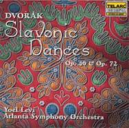 Dvorak Slavonic Dances Op 46 Op 72