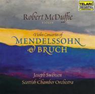 Violin Concertos Of Bruch Mendelssohn