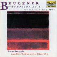 Bruckner Symphony No 5 In B flat Major