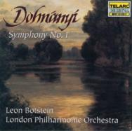 Dohnanyi Symphony No 1 In D Minor Op 9