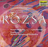Music Of Miklos Rozsa