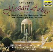Mozart Favorite Arias