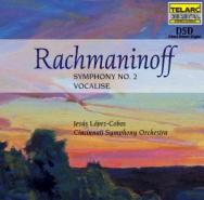 Rachmaninoff Symphony No 2 And Vocalise