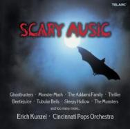 Scary Music MP3