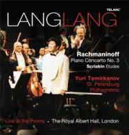 Rachmaninoff Piano Concerto No 3 Scriabin Etudes