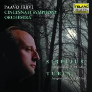 Sibelius Symphony No 2 In D Major Tubin Symphony N MP3