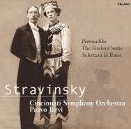 Stravinsky Petrouchka The Firebird Suite Scherzo a MP3