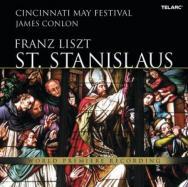 Franz Liszt St Stanislaus