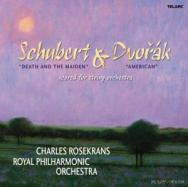 Schubert Dvorak Quartets Scored For String Orchest