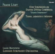 Franz Liszt Eine Symphonie zu Dantes Divina Commed