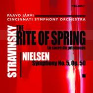 Stravinsky The Rite Of SpringNielsen Symphony No 5