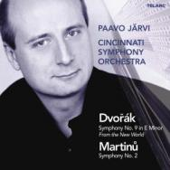 Dvorak Symphony No 9 From The New World Martinu Sy