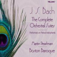 Bach The Complete Orchestral Suites