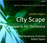 Higdon City Scape And Concerto For Orchestra
