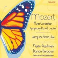 Mozart Flute Concertos And Jupiter Symphony