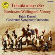 Tchaikovsky 1812 Overture Beethoven Wellingtons Vi MP3