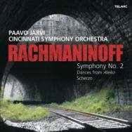 Rachmaninoff Symphony No 2Dances From AlekoScherzo